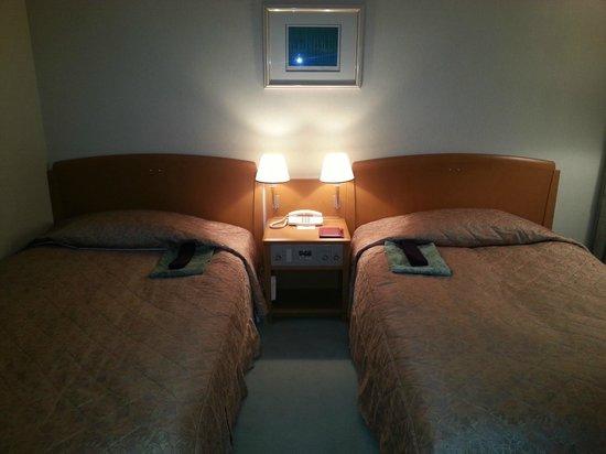 Aranvert Hotel Kyoto: Bedroom