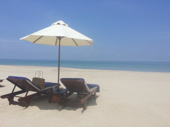 Pimalai Resort and Spa: Strand