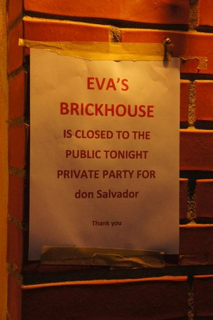 Eva`s Brickhouse: Unreal !!