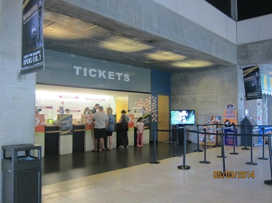 Museum of Science and Industry: Tickets
