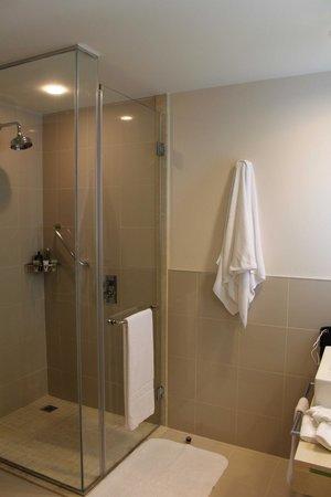 Traders Hotel, Qaryat Al Beri, Abu Dhabi: Salle de bain chambre premium