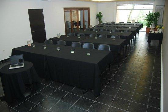 Hotel Cyan Suites: Salones con capacidad hasta 50 personas