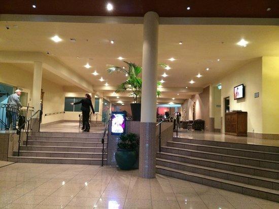 Rydges Rotorua: lobby
