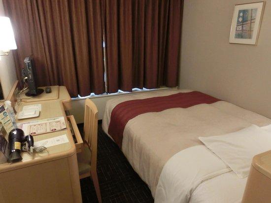 Tokyo Bay Ariake Washington: 部屋
