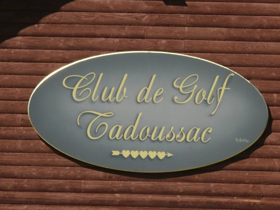 Tadoussac Golf Club : Established in 1902