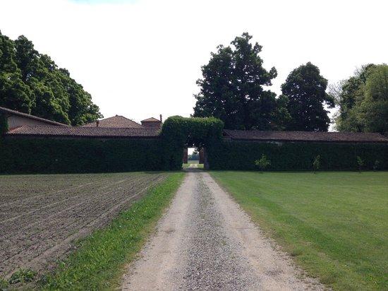 Agriturismo Palazzo Minelli : Porta di ingresso della struttura