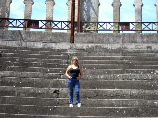 Plaza de Toros: gradas
