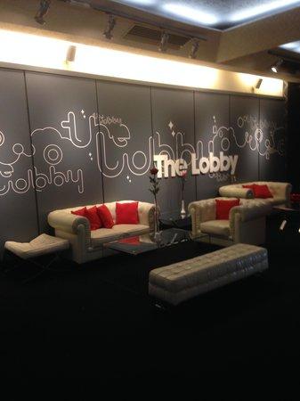 Hotel Ercilla : lobby