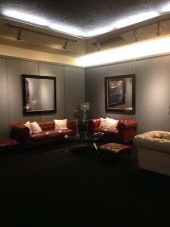Hotel Ercilla: lobby