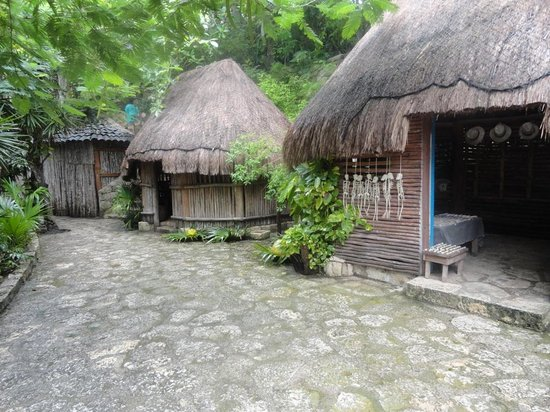Xcaret Eco Theme Park: Cultura Maya