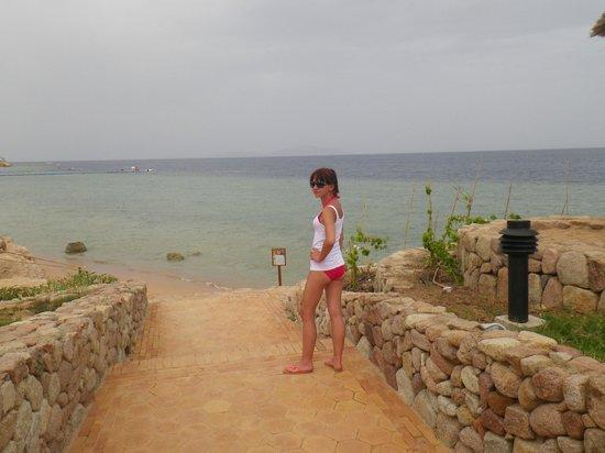 Royal Grand Sharm Hotel: sea viev