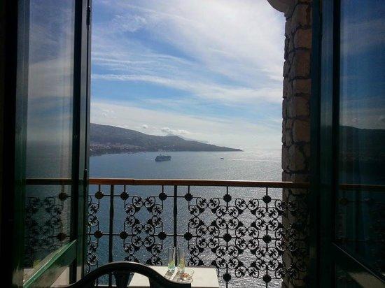 Hotel Mega Mare: vista dalla camera