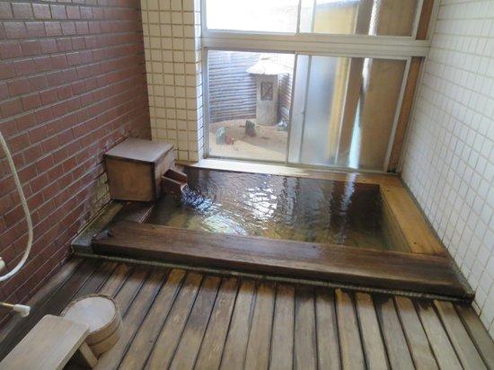 Ryokan Sugimoto: 貸切家族風呂