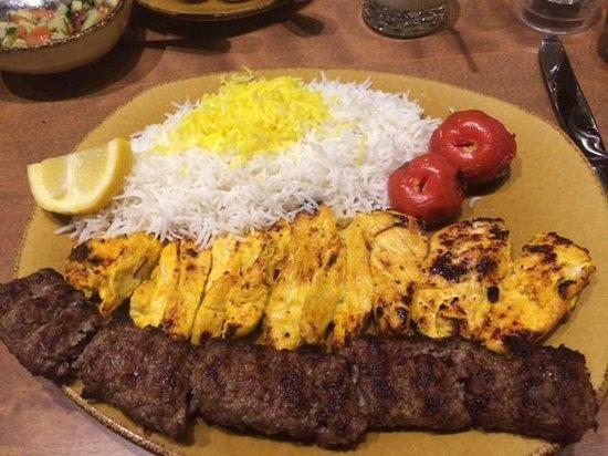 Gilaneh Toronto Restaurant