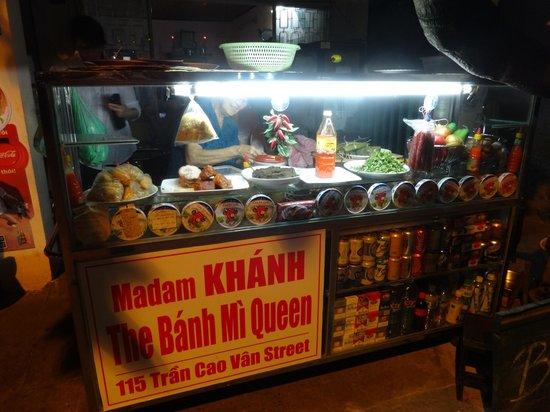 Madam Khanh - The Banh Mi Queen: le 28-04-2014 chez Madame Khanh