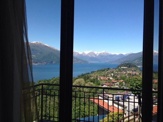 Hotel Il Perlo Panorama: View from superior room