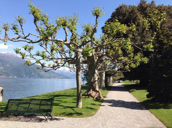 Hotel Il Perlo Panorama: Melzi gardens