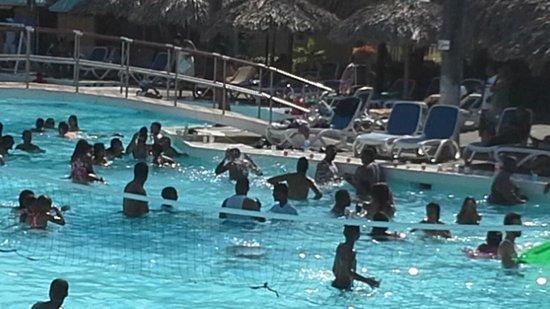 ClubHotel Riu Merengue: L'invasion