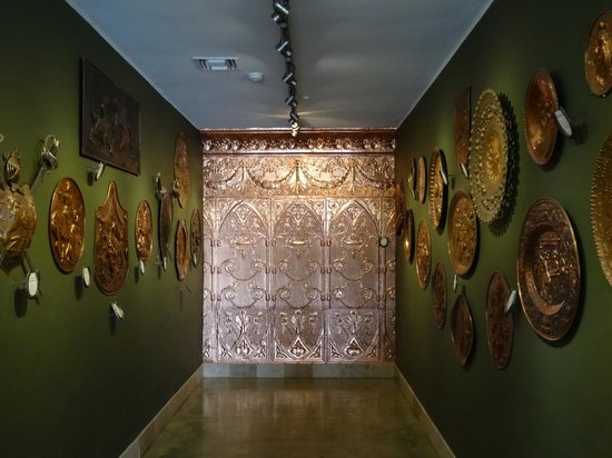 Copper Art Museum Entrance Picture of Arizona Copper Art Museum