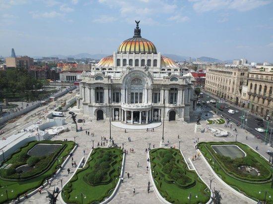 Palacio de Bellas Artes: Palacio des Belles Artes