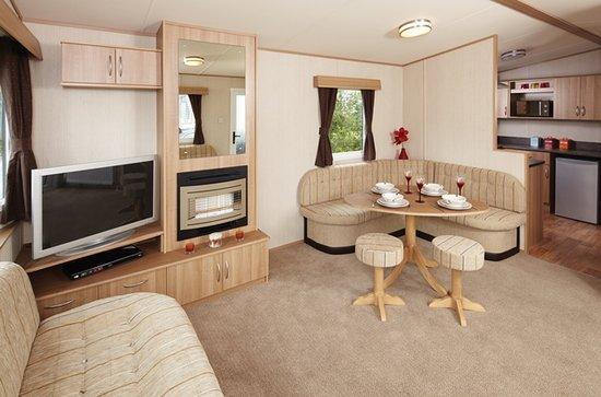 Parkdean - Holywell Bay Holiday Park: Mitchell Caravan, Holywell Bay Holiday Park