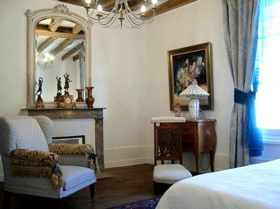 Le salon des h tes picture of la closeraie chambres d for Chambre d hotes amboise