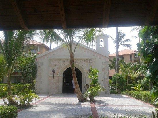 Majestic Elegance Punta Cana : Capilla