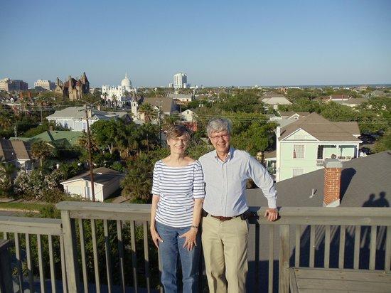 The Lasker Inn: Bob and Terry McRae