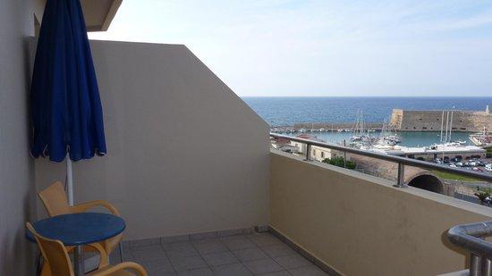 Marin Dream Hotel : my balcony
