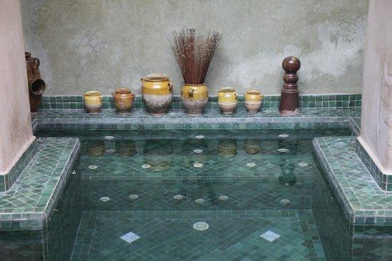 Riad Rafaele : Fontaine