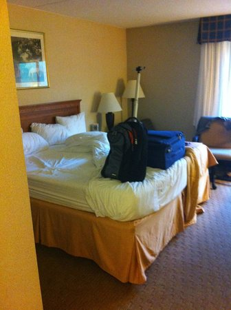 Clarion Hotel Conference Center North: 547