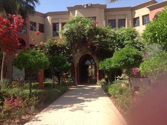 Club Eldorador Palmeraie : l'hotel