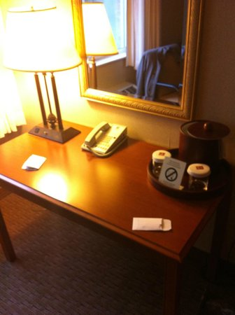 Clarion Hotel Lexington Conference Center North: 547