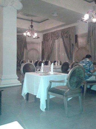 Majestic Elegance Punta Cana : Restaurante frances