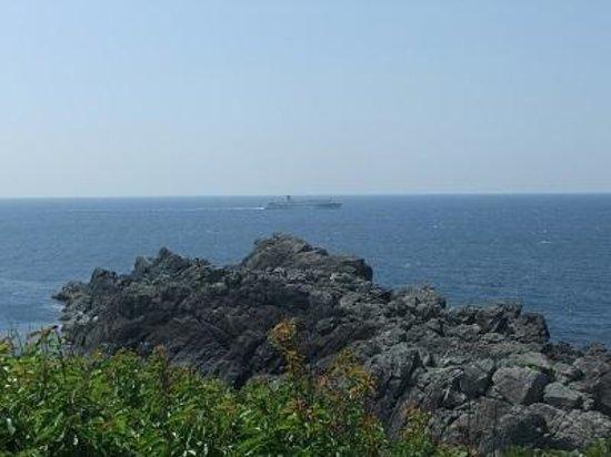 Cape Shionomisaki: 潮岬から太平洋