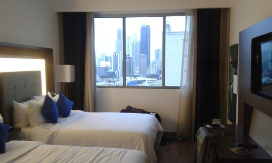Novotel Panamá City: Room 10th floor