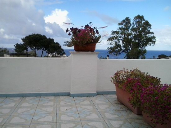 Hotel Casa La Vigna : vista dalla nostra stanza