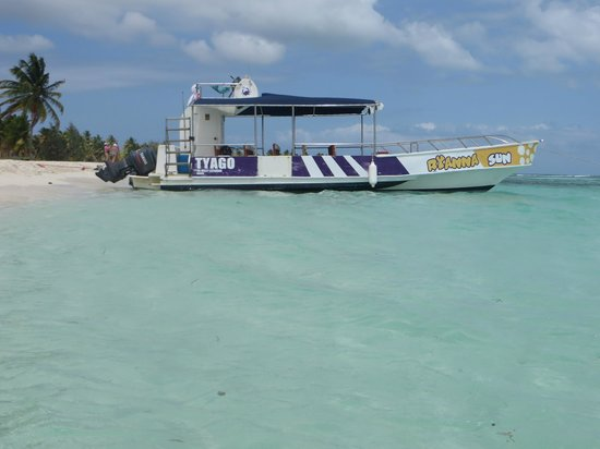 Ryanna Sun: Le bateau