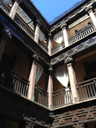 Angsana Riads Collection Morocco: View from Courtyard