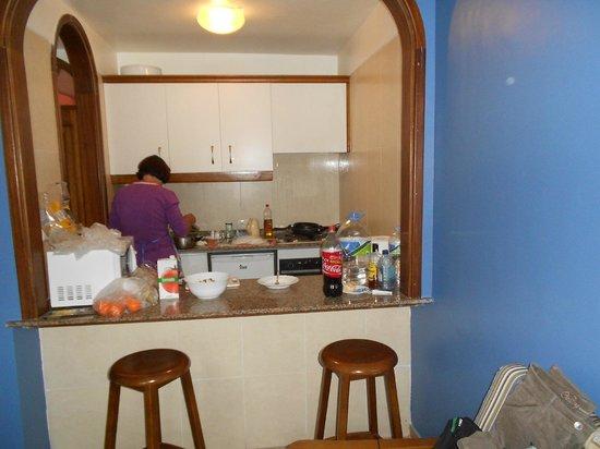 Laguna Park 2: Кухня