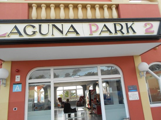 Laguna Park 2: Отель