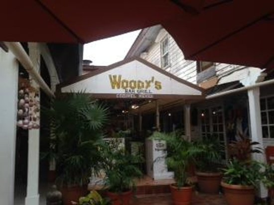 El Cozumeleño Beach Resort: Woody's Bar and Grille
