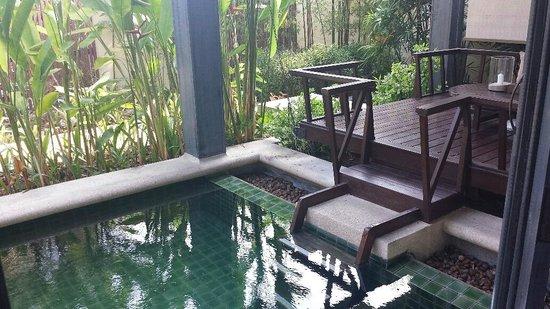 Anantara Lawana Koh Samui Resort : Private plunge pool