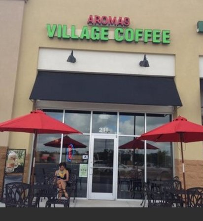 Aromas Village Coffee