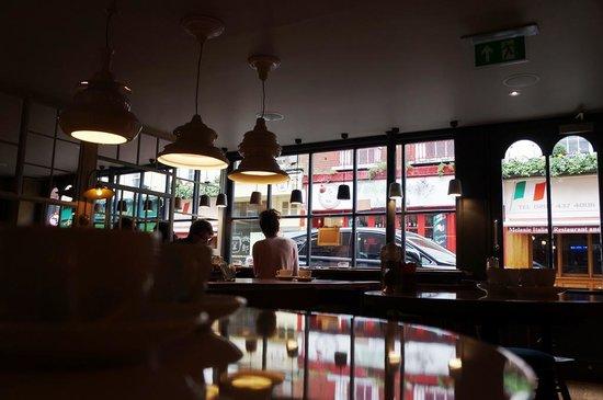 The Z Hotel Soho : Coffee