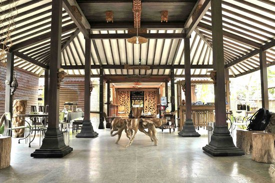 Omah Garengpoeng Guest House: Breakfast and dining room