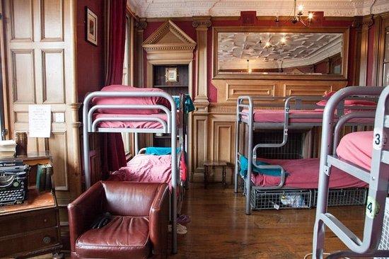 St. Christopher's Inn Edinburgh: Standard Dorm Room