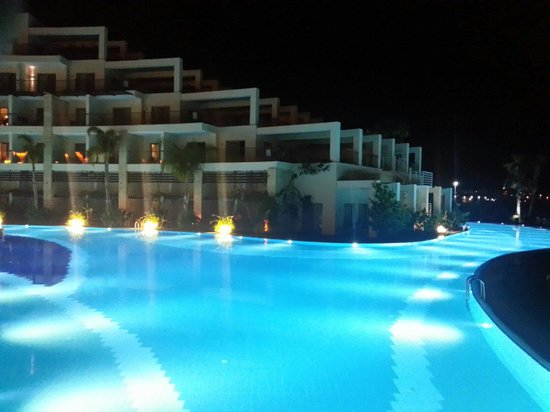 Paloma Pasha Resort : La fameuse piscine