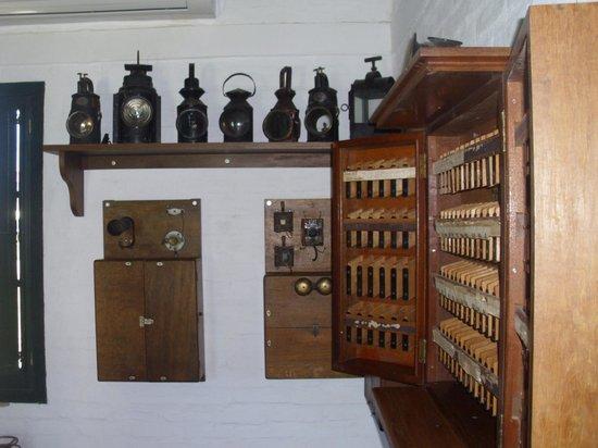 Museo del Ferrocarril : casilla