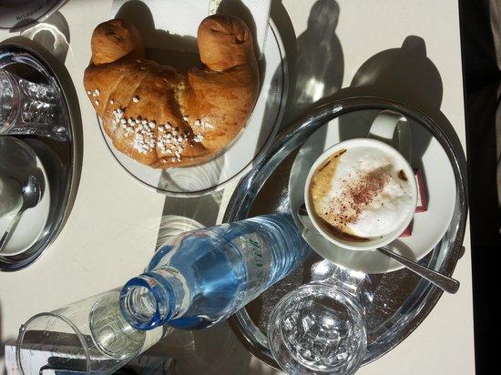 Cafe Museum: colazione